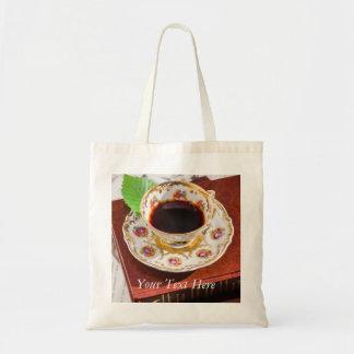 Time for Tea Design Tote Bag