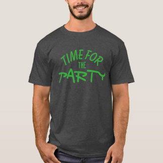 Time for the Party T-shirt