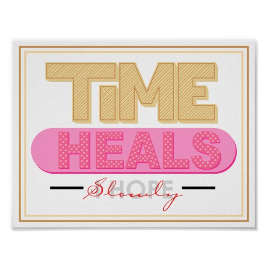 Time Heals (I Hope) Slowly by @DG_Nacho Poster