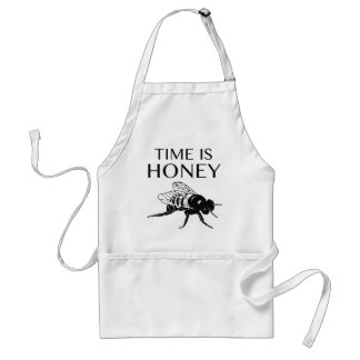 Time Is Honey Standard Apron