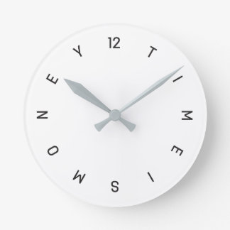 Time is money - wall clock