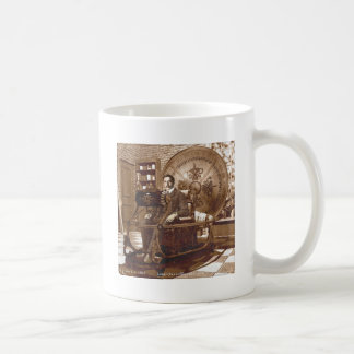 Time Machine HGWells wells 1960 movie Coffee Mug