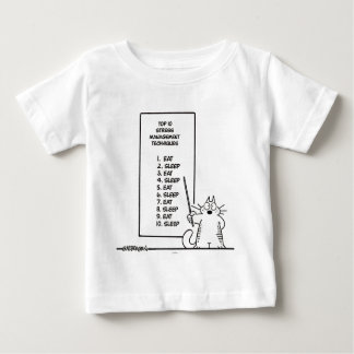 Time Management Baby T-Shirt