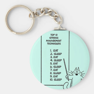 Time Management Key Ring