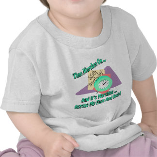 Time Marches On 55th Birthday Gifts Tshirts