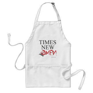 Time new omen - Happy Halloween Standard Apron