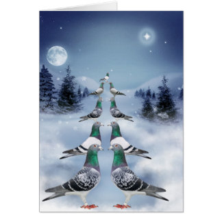 Time of Christmas Greeting Card