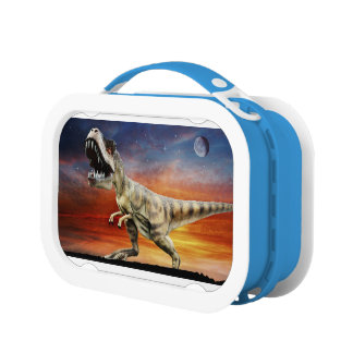 Time Of The Dinosaurs Lunch Box