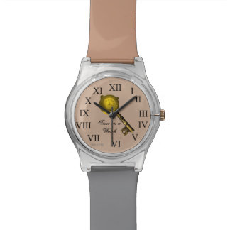 Time on a Watch - customize