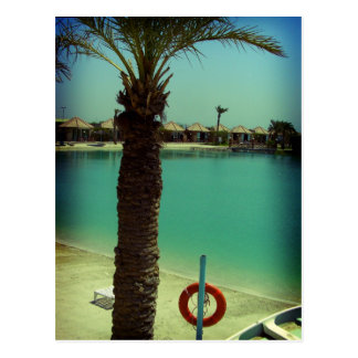 Time out - Bahrain, Al Bander Resort Postcard