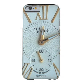 Time please barely there iPhone 6 case