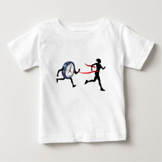 Time Pressure Concept Baby T-Shirt