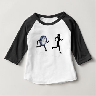 Time Pressure Sress Concept Baby T-Shirt