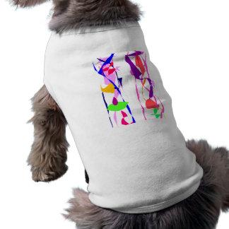 Time Separates Sleeveless Dog Shirt