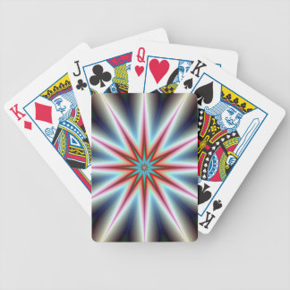 Time Star Playing Cards