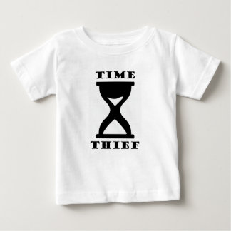 Time Thief Baby T-Shirt