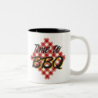 Time to BBQ Mug