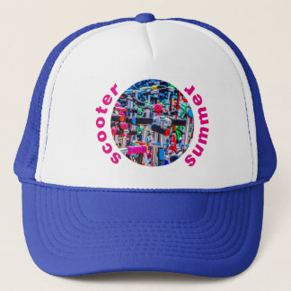 Time To Buy A Scooter Trucker Hat