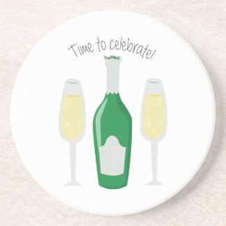 Time To Celebrate! Coaster
