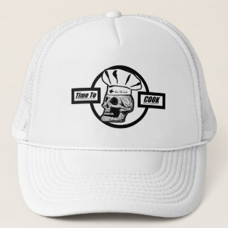 Time to Cook Trucker Hat