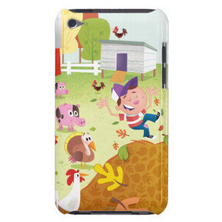 Time to Count - Farmyard Case-Mate iPod Touch Case