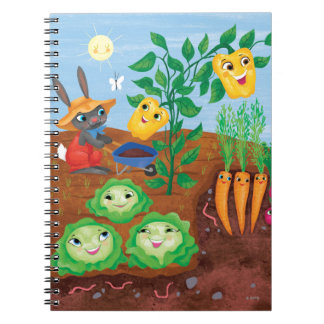 Time To Count-Garden Note Book