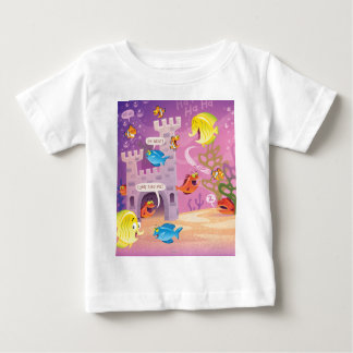 Time To Count-Under the Sea Baby T-Shirt