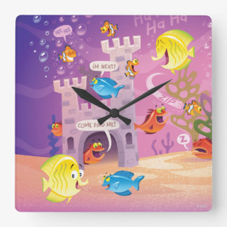 Time To Count-Under the Sea Clocks