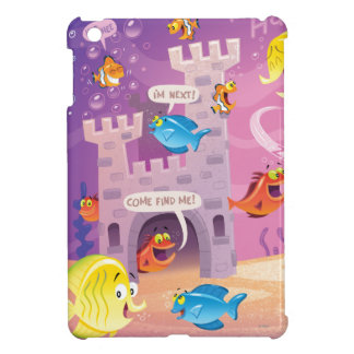 Time To Count-Under the Sea Cover For The iPad Mini