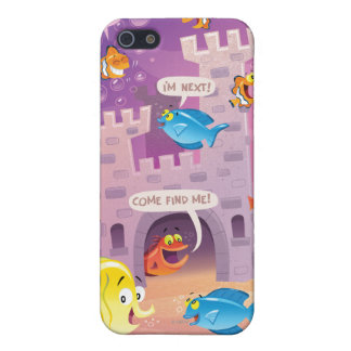 Time To Count-Under the Sea iPhone 5 Cases