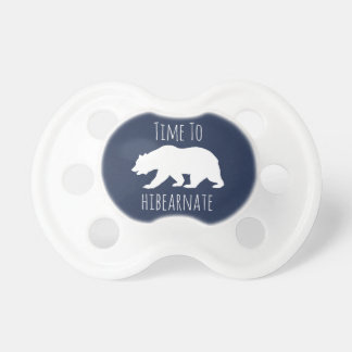 Time To Hibearnate Polar Bear Dummy