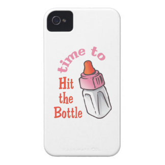 TIME TO HIT THE BOTTLE Case-Mate iPhone 4 CASES