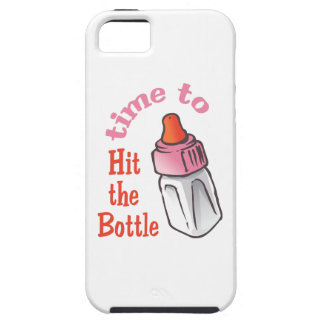 TIME TO HIT THE BOTTLE iPhone 5 CASE