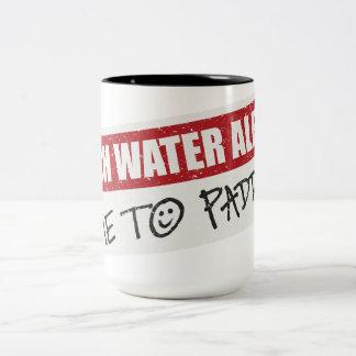 Time to Paddle Mug