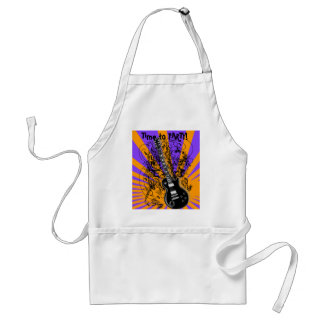 Time to Party Standard Apron