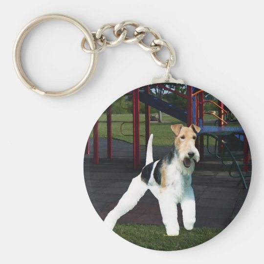 Time to Play! Key Ring