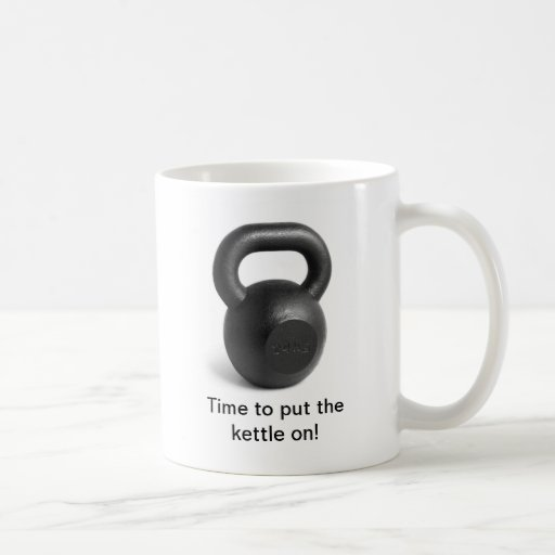 Time to put the Kettle on Mug