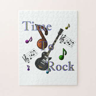 """Time To Rock Puzzle 10"""""""