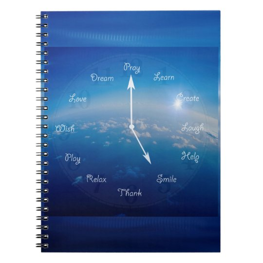 Time to Smile Notebooks