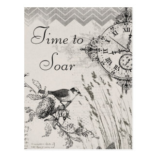 Time to Soar Postcard