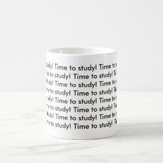 Time to Study. Magic Mug