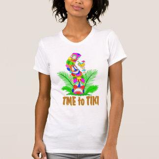 Time to Tiki Shirt