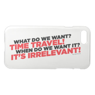 Time Travel iPhone 8/7 Case