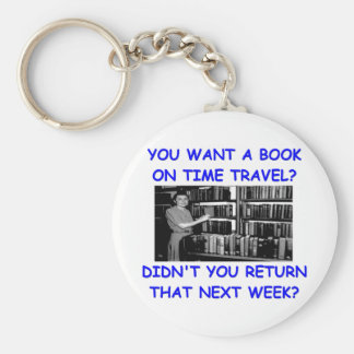 TIME TRAVEL KEY CHAIN