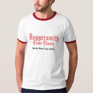 Time Traveller's Prank T-shirt: 2033 Tour T-Shirt