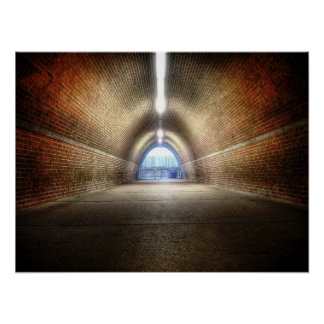 Time Tunnel Print