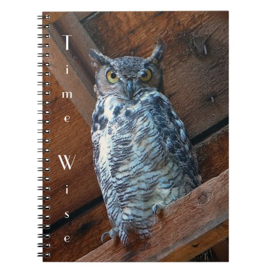 Time Wise Notebook