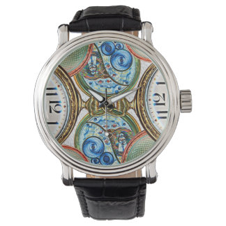 Time within Time Wristwatches