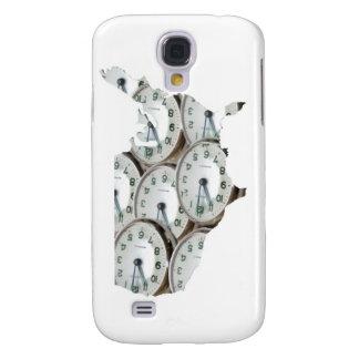 Time Zone Pocket Watch Galaxy S4 Case
