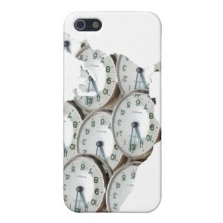 Time Zone Pocket Watch iPhone 5 Case